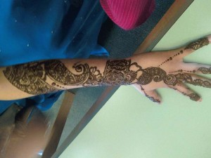 Awesome Eid Mehndi Design