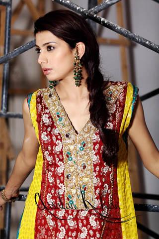 Beautiful Pakistani Fashion Model Fia