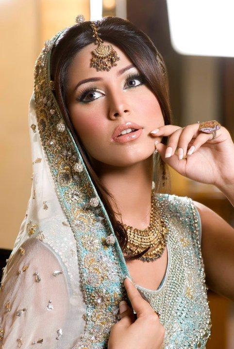 Beautiful Pakistani Model Ayyan