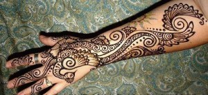 Eid Mehndi Design Picture