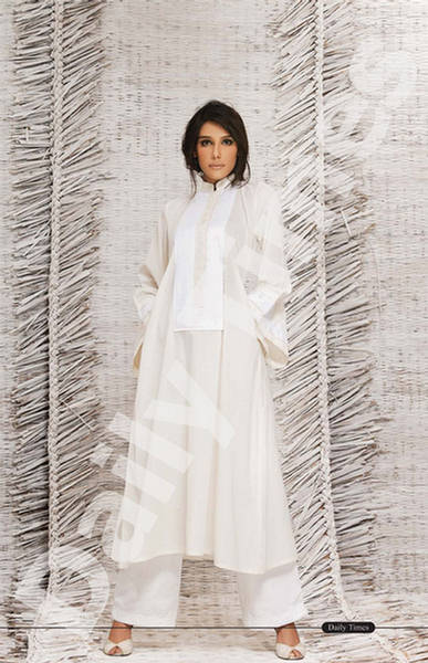 Faiza Ansari Sunday Fashion