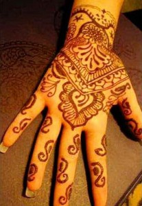 New Fashion Mehndi Design