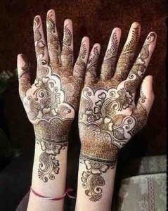 Pakistani Mehndi Designs For Hand