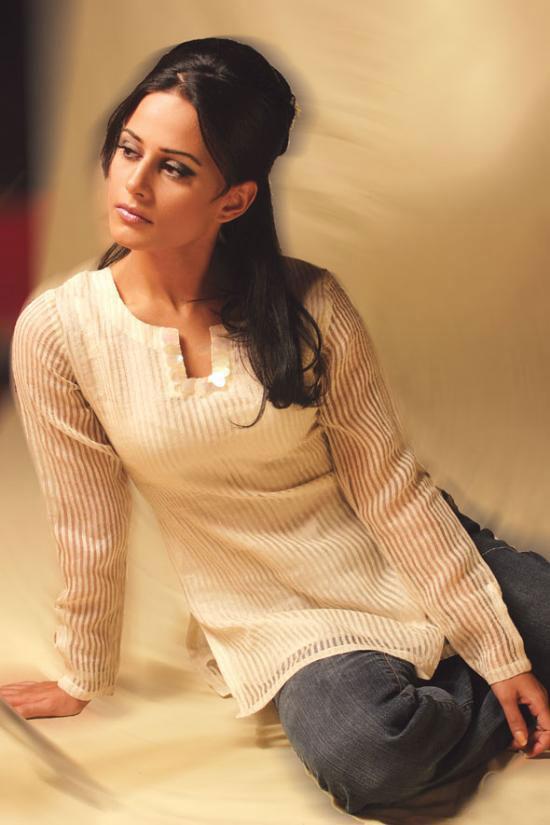 Pakistani Model Mehreen Raheel