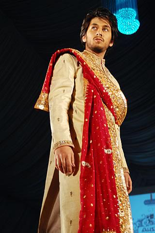 Pakistani Model Mustaffa