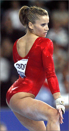 Alicia Sacramone Hot Picture