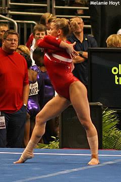 Alicia Sacramone Legs