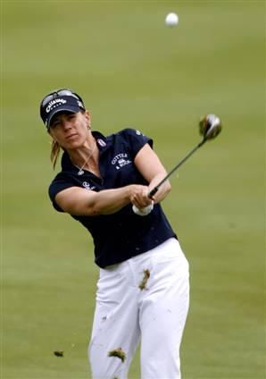 Annika Sorenstam Golf Pictures