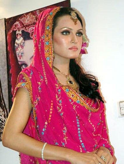 Beautiful Nadia Hussain