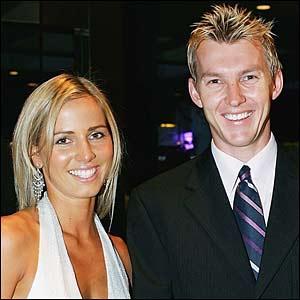 Brett Lee Wife