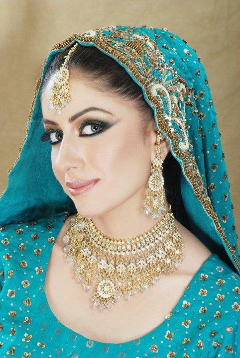 Bridal Makeup by Beenish Pervaiz