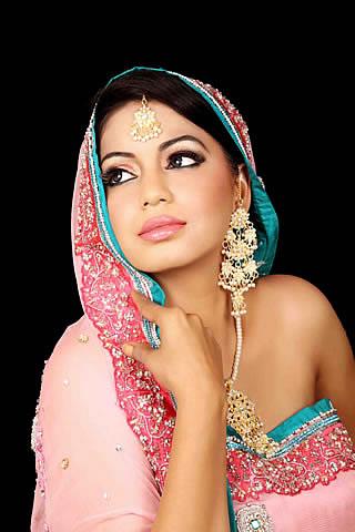 Bridal Outlook Captured by Arsalan K