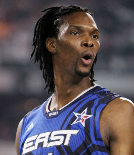 Chris Bosh Pics Gallery