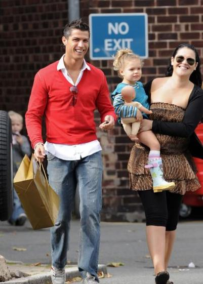 Cristiano Ronaldo And His Girlfriend Memes