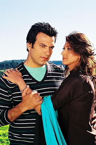 Film Star Saleem Sheikh & Sana