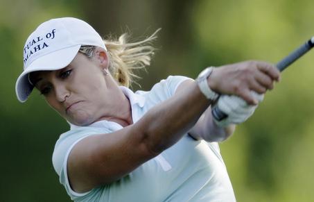 Golf Player Cristie Kerr