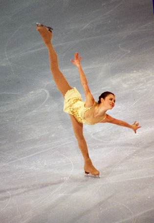 Hot Sasha Cohen Sketing