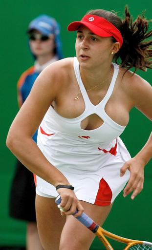 Hot Simona Halep Breast