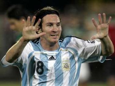 Lionel Messi Argentina Photo