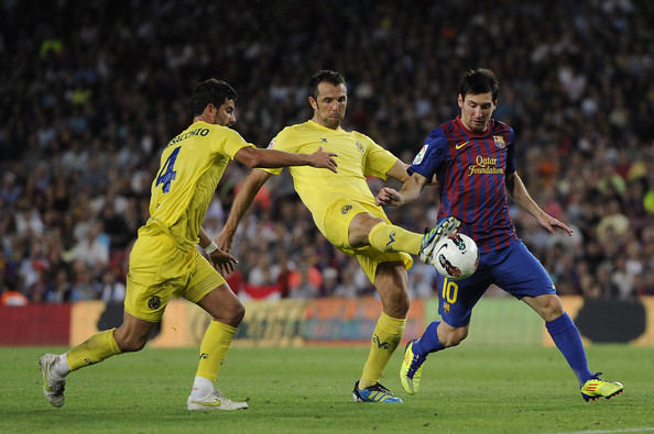 Lionel Messi in Barcelona