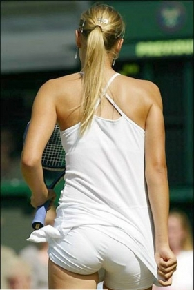 Maria Sharapova Ass