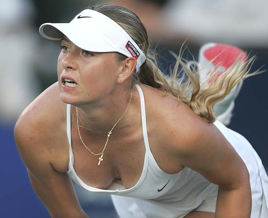 Maria Sharapova Hot Tennis Player