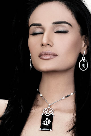 Mehreen Syed Makeup by Ather Shehzad