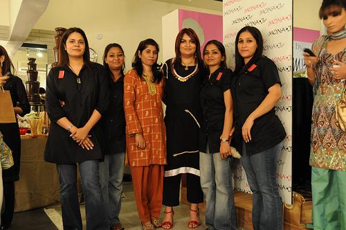 Mona J Salon Staff