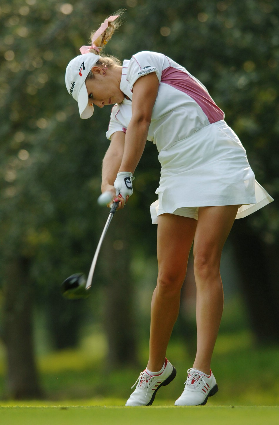 Natalie Gulbis Hot Golf Picture