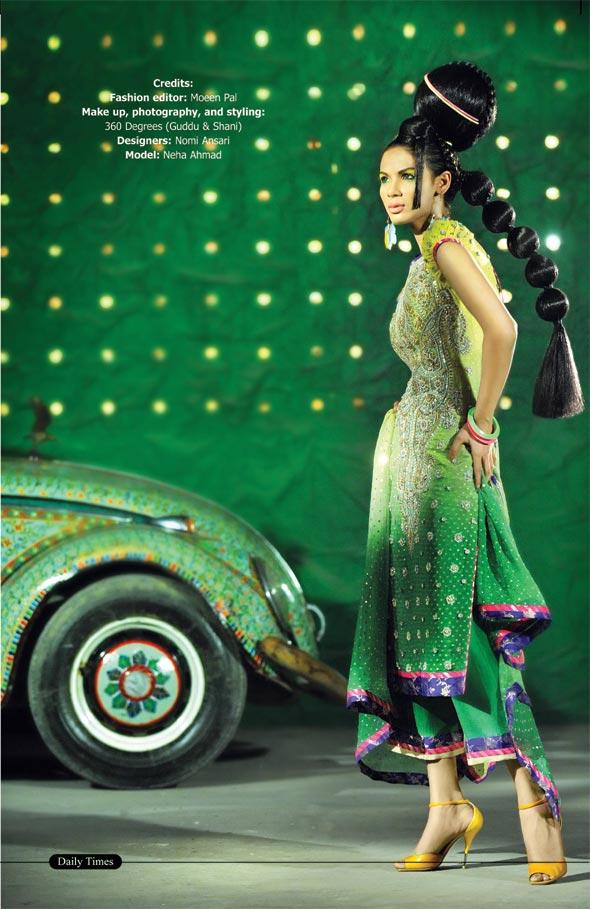 Neha Ahmed Photoshoot by 360 Degree (Guddu & Shani)