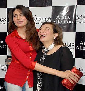 Sabina Pasha & Anne | Allenora