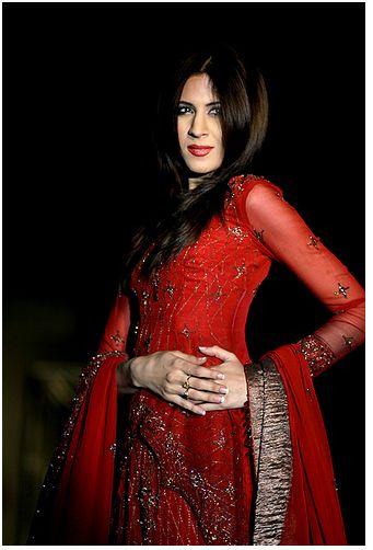 Sabina Pasha Pakistani Model