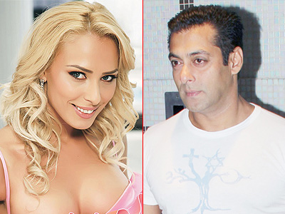 Salman Khan Iulia Vantur | Salman Khan's Romanian Girlfriend