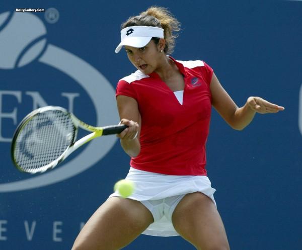 Sania Mirza Hot Tennis Pics