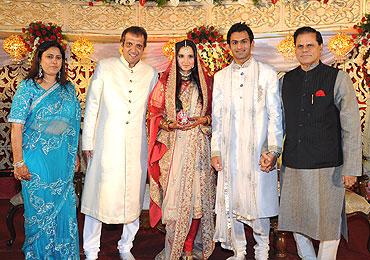 Sania Mirza Marriage Picture