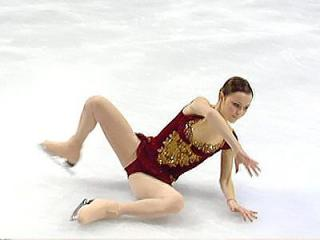 Sasha Cohen Hot Picture