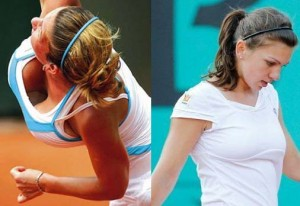 Simona Halep Before & After Reduction
