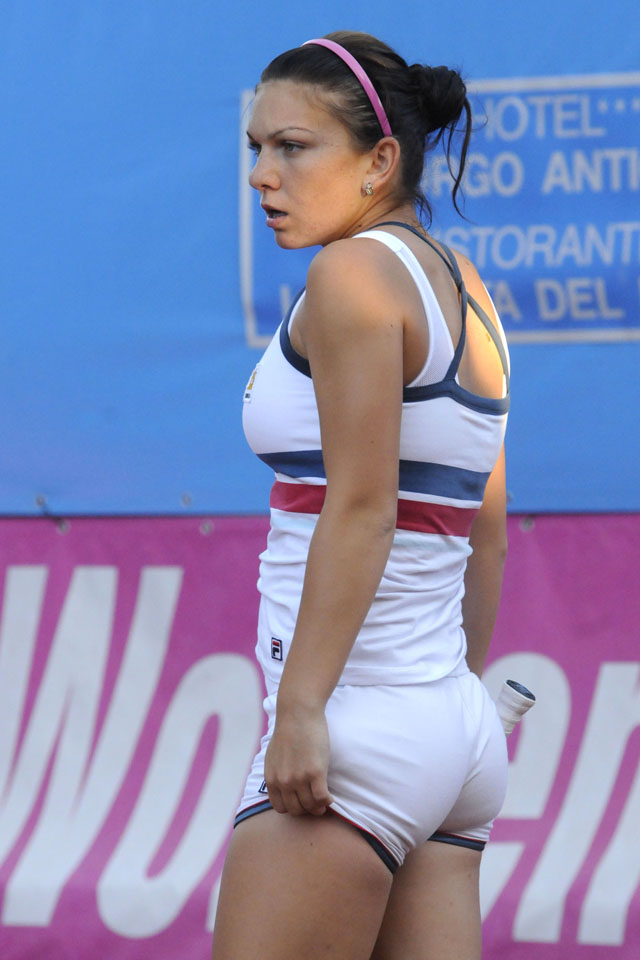 Simona Halep Hottest Picture