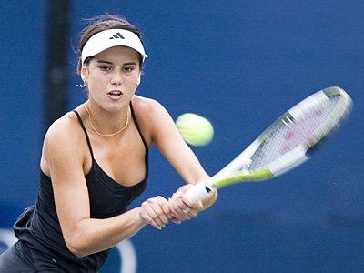Sorana Cirstea Hot Tennis Picture