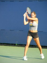 Tennis Hottie Vojislava Lukic