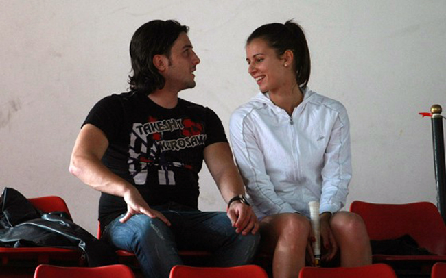 Tsvetana Pironkova Boyfriend