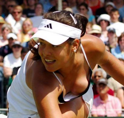 ana ivanovic sports illustrated