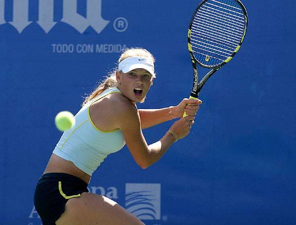 tennis girl caroline wozniacki