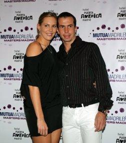 flavia pennetta with boyfriend