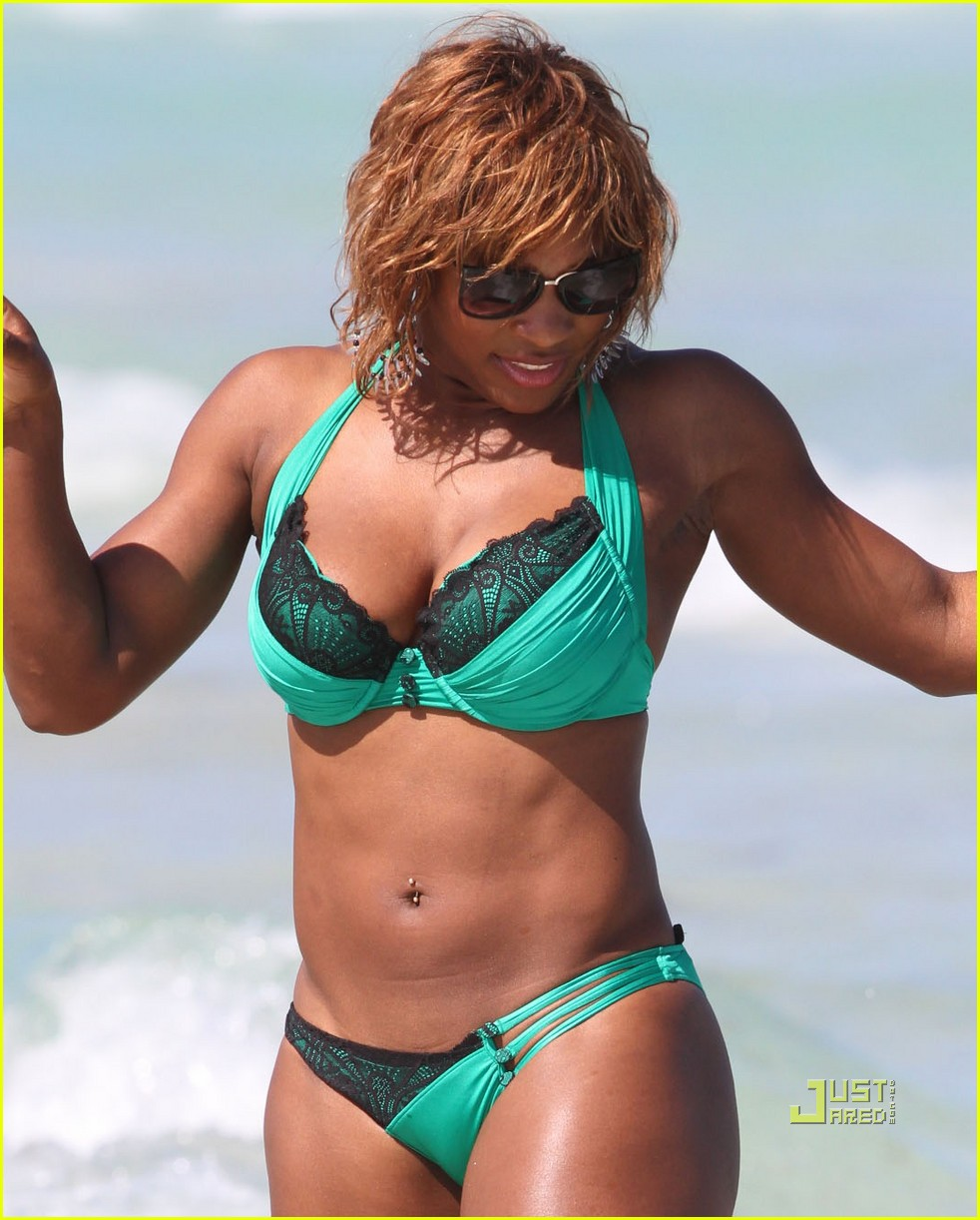 serena williams miami beach bikini How to Train Your Dragon, Tangled, and Toy Story 3,
