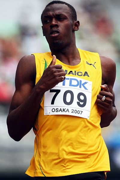 Usain Bolt Beautiful