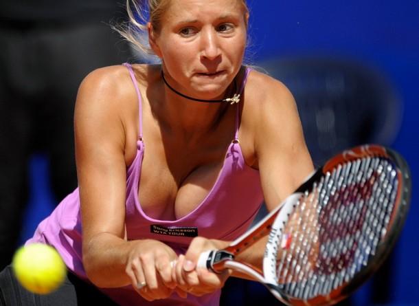 Vitoria Azarenka Sexy Tennis Picture