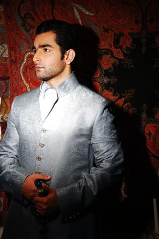 Pakistani Male Model Taimoor Mahmood