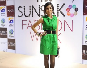 Aasma Mumtaz PFDC Red Carpet 2012