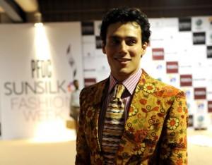 Ammar Belal at PFDC Sunsilk Fashion Week 2012